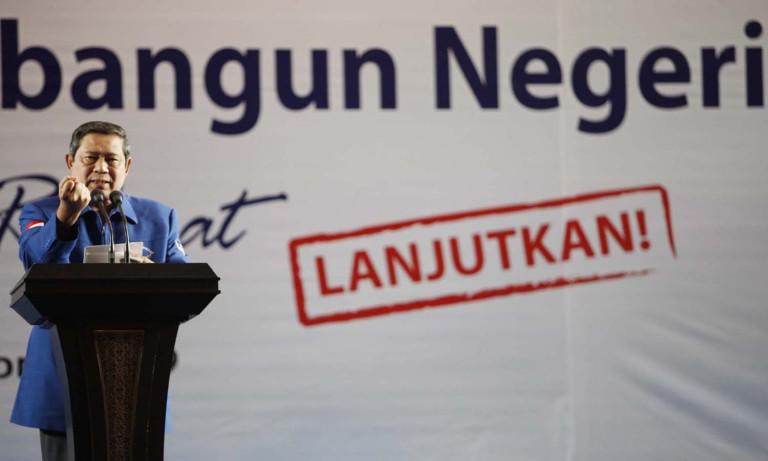 SBY_lanjutkan_2009